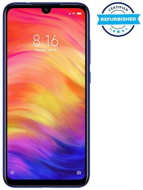 Paytmmall offers on Mobiles - Used XIAOMI REDMI NOTE 7 PRO 6GB 128GB Neptune Blue (Grade: Good)