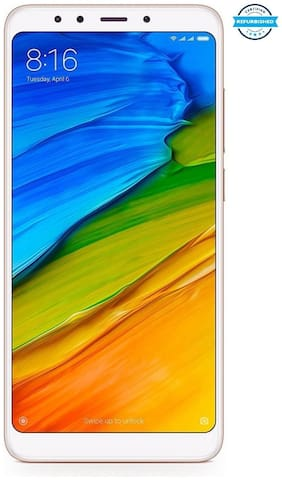 Paytmmall offers on Mobiles - Used Xiaomi Redmi 5 2 GB 16 GB Rose Gold (Grade: Good)