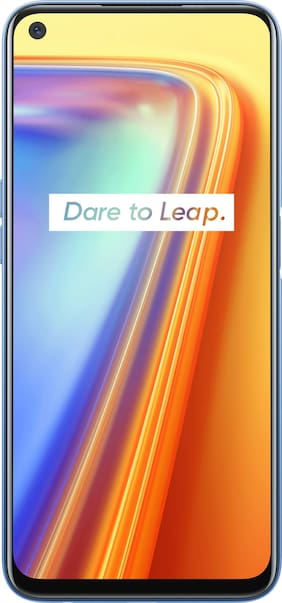 Paytmmall offers on Mobiles - Realme 7 8 GB 128 GB Mist Blue