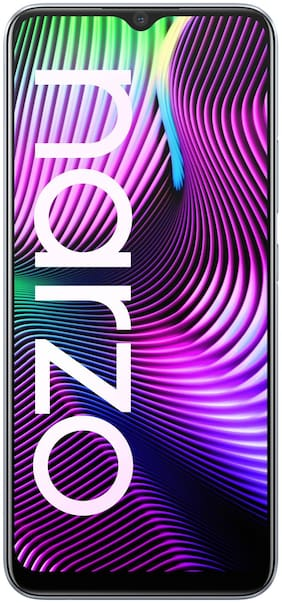 Paytmmall offers on Mobiles - Realme Narzo 20 4 GB 128 GB Glory Sliver