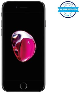 Paytmmall offers on Mobiles - Used Apple Iphone 7 2GB 256GB Black (Grade: Good)