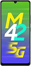 Amazon offers on Mobiles - Samsung Galaxy M42 5G (Prism Dot Black, 6GB RAM, 128GB Storage)