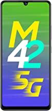 Amazon offers on Mobiles - Samsung Galaxy M42 5G (Prism Dot Gray, 8GB RAM, 128GB Storage)