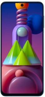 Flipkart offers on Mobiles - SAMSUNG Galaxy M51 (Electric Blue, 128 GB) 8 GB RAM