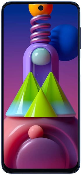 Paytmmall offers on Mobiles - Samsung Galaxy M51 6 GB 128 GB Electric Blue