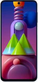 Flipkart offers on Mobiles - SAMSUNG GALAXY M51 (Celestial Black, 128 GB)(6 GB RAM)