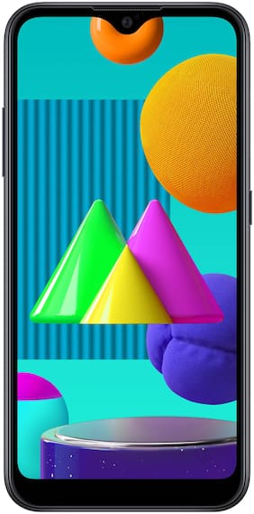 Paytmmall offers on Mobiles - Samsung Galaxy M01 3 GB 32 GB Black