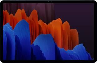 Flipkart offers on Mobiles - SAMSUNG Galaxy Tab S7+ 6 GB RAM 128 GB ROM 12.4 inch with Wi-Fi+4G Tablet (Mystic Navy)