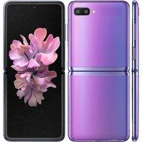 Shopclues offers on Mobiles - Samsung Galaxy Z Flip 256GB 8GB RAM Refurbished Mobile phone