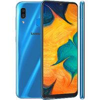 Shopclues offers on Mobiles - Samsung Galaxy A30 64 GB, 4 GB RAM Smartphon