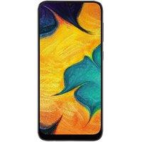 Shopclues offers on Mobiles - Refurbished Samsung Galaxy A30 4Gb Ram 64Gb Rom Black Smartphone