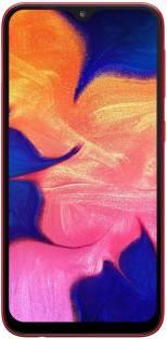 Flipkart offers on Mobiles - SAMSUNG Galaxy A10 (Red, 32 GB) 2 GB RAM