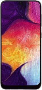 Flipkart offers on Mobiles - SAMSUNG Galaxy A50 (White, 64 GB) 6 GB RAM