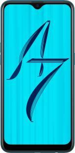 Flipkart offers on Mobiles - OPPO A7 (Glaze Blue, 64 GB) 3 GB RAM