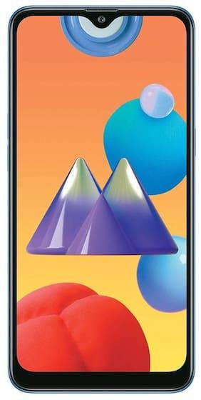 Paytmmall offers on Mobiles - Samsung Galaxy M01s 3 GB 32 GB Light Blue