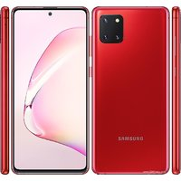 Shopclues offers on Mobiles - Samsung Galaxy Note10 Lite 128GB 6GB RAM Refurbished Mobile Phone