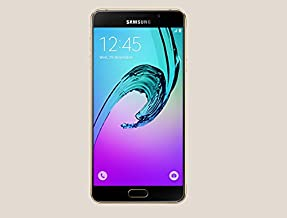 Amazon offers on Mobiles - Samsung Galaxy A7 SM-A710FZDFINS (Gold)