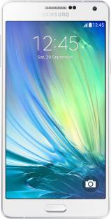 Flipkart offers on Mobiles - SAMSUNG Galaxy A7 (Pearl White, 16 GB) 2 GB RAM