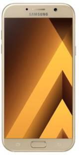 Flipkart offers on Mobiles - SAMSUNG Galaxy A7-2017 (Gold Sand, 32 GB) 3 GB RAM