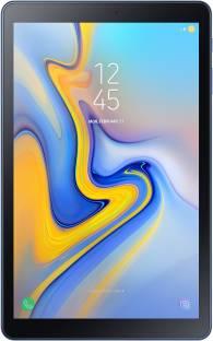 Flipkart offers on Mobiles - SAMSUNG Galaxy Tab A 3 GB RAM 32 GB ROM 10.5 inch with Wi-Fi+4G Tablet (Blue)