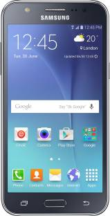 Flipkart offers on Mobiles - SAMSUNG Galaxy J5 (Black, 8 GB) 1.5 GB RAM