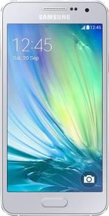 Flipkart offers on Mobiles - SAMSUNG Galaxy A3 (Pearl White, 16 GB) 1 GB RAM
