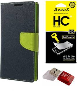 Flipkart offers on Mobiles - Avzax Cover Accessory Combo for Samsung Galaxy Star Pro S7260 Blue