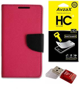 Flipkart offers on Mobiles - Avzax Cover Accessory Combo for Samsung Galaxy Star Pro S7260 Pink