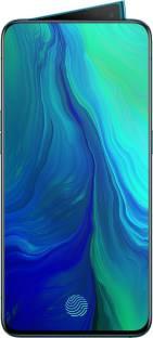 Flipkart offers on Mobiles - OPPO Reno 10x Zoom (Ocean Green, 256 GB) 8 GB RAM