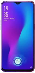 Flipkart offers on Mobiles - OPPO R17 (Neon Purple, 128 GB) 8 GB RAM