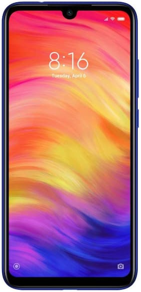 Paytmmall offers on Mobiles - Used Xiaomi Redmi Note 7 Pro 4GB 64GB Neptune Blue (Grade : Good)