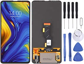 Amazon offers on Mobiles - YKDY OLED Material LCD Screen and Digitizer Full Assembly for Xiaomi Mi Mix 3