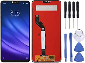 Amazon offers on Mobiles - Phone Replacement LCD Screen LCD Screen and Digitizer Full Assembly for Xiaomi Mi 8 Lite Repair Spare Parts