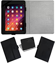 Amazon offers on Mobiles - Acm Leather Flip Flap Case Compatible with Xiaomi Mi-Pad 3 Tablet Cover Stand Black