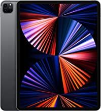 Amazon offers on Mobiles - 2021 Apple iPad Pro with Apple M1 chip (12.9-inch/32.77 cm, Wi-Fi, 2TB) - Silver (5th Generation)