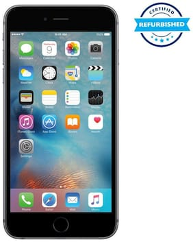Paytmmall offers on Mobiles - Used Apple iPhone 6S Plus 2GB 16GB Space Grey (Grade: Good)