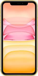 Flipkart offers on Mobiles - APPLE iPhone 11 (Yellow, 64 GB)