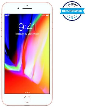 Paytmmall offers on Mobiles - Used Apple iPhone 8 Plus 3GB 256GB Gold (Grade: Good)