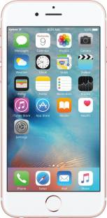 Flipkart offers on Mobiles - APPLE iPhone 6s (Rose Gold, 64 GB)