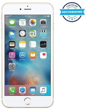 Paytmmall offers on Mobiles - Used Apple Iphone 6 Plus 1GB 16GB Gold (Grade: Good)