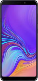 Flipkart offers on Mobiles - SAMSUNG Galaxy A9 (Caviar Black, 128 GB) 8 GB RAM