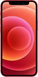 Flipkart offers on Mobiles - APPLE iPhone 12 Mini (Red, 256 GB)