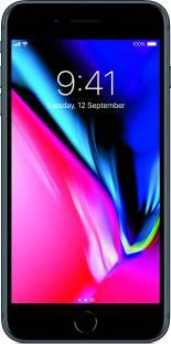 Flipkart offers on Mobiles - APPLE iPhone 8 Plus (Space Grey, 64 GB)