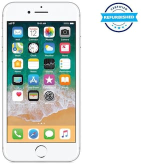 Paytmmall offers on Mobiles - Used Apple iPhone 7 2GB 256GB Silver (Grade: Excellent)