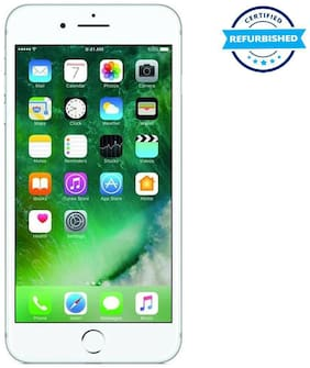 Paytmmall offers on Mobiles - Used Apple iPhone 7 plus 3GB 128GB Silver (Grade: Excellent)