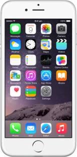 Flipkart offers on Mobiles - APPLE iPhone 6 (Silver, 128 GB)