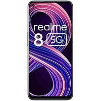 Shopclues offers on Mobiles - Realme 8 5G (Supersonic Black, 64 GB) (4 GB RAM)