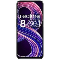 Shopclues offers on Mobiles - Realme 8 5G (Supersonic Black, 128 GB) (8 GB RAM)