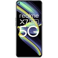 Shopclues offers on Mobiles - realme X7 Max (Asteroid Black, 128 GB) (8 GB RAM)