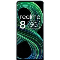 Shopclues offers on Mobiles - Realme 8 5G (Supersonic Blue, 64 GB) (4 GB RAM)